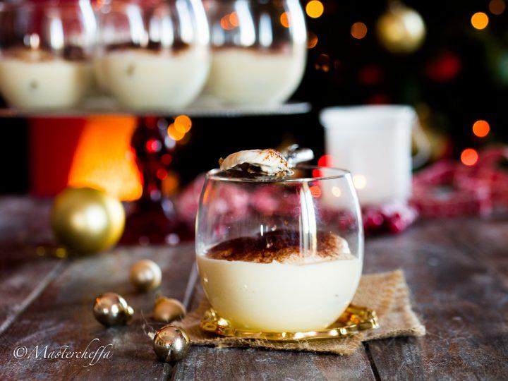 Bicchierini di tiramisù senza uova crude - tiramisù al bicchiere