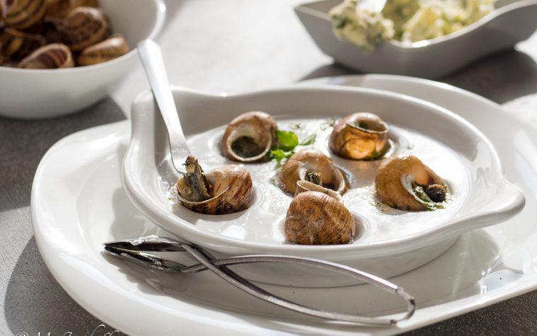 Escargots à la Bourguignonne – ricetta lumache alla francese
