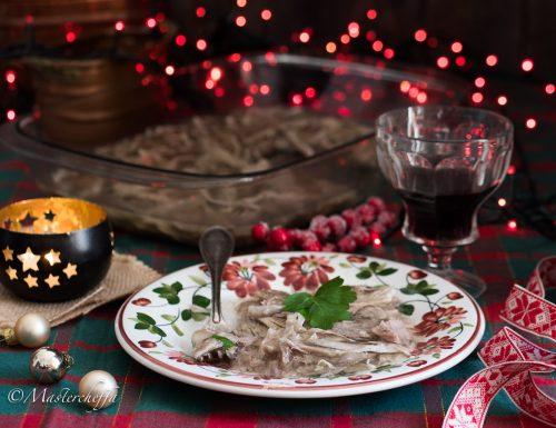 Gelatina di maiale (A liatina) – ricetta ragusana natalizia