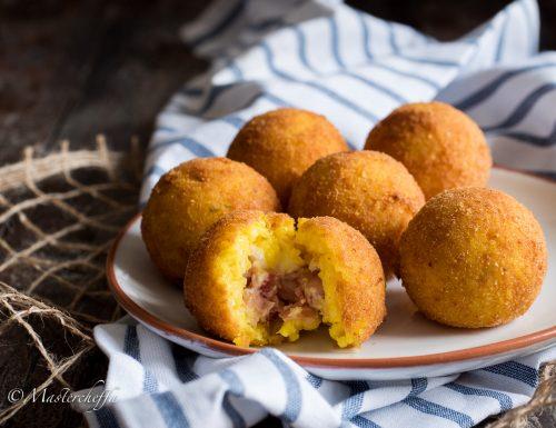 Arancine al burro – ricetta originale siciliana