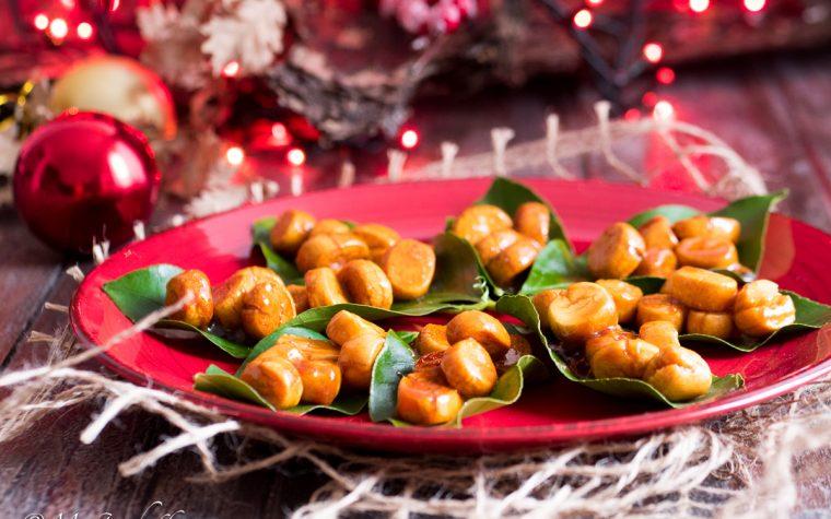 Mpagnuccata – ricetta ragusana natalizia