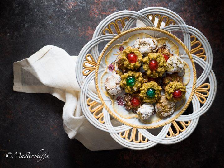 Paste di pistacchi - ricetta siciliana