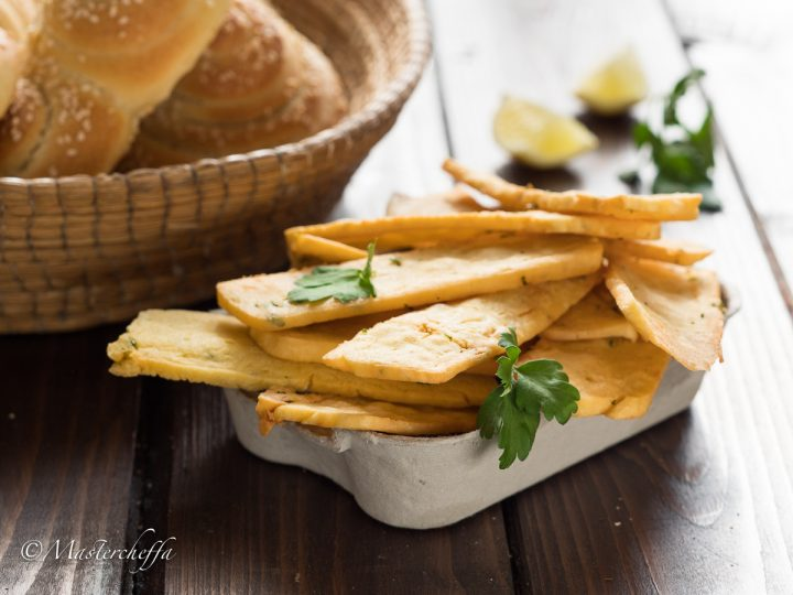 Panelle palermitane - ricetta siciliana