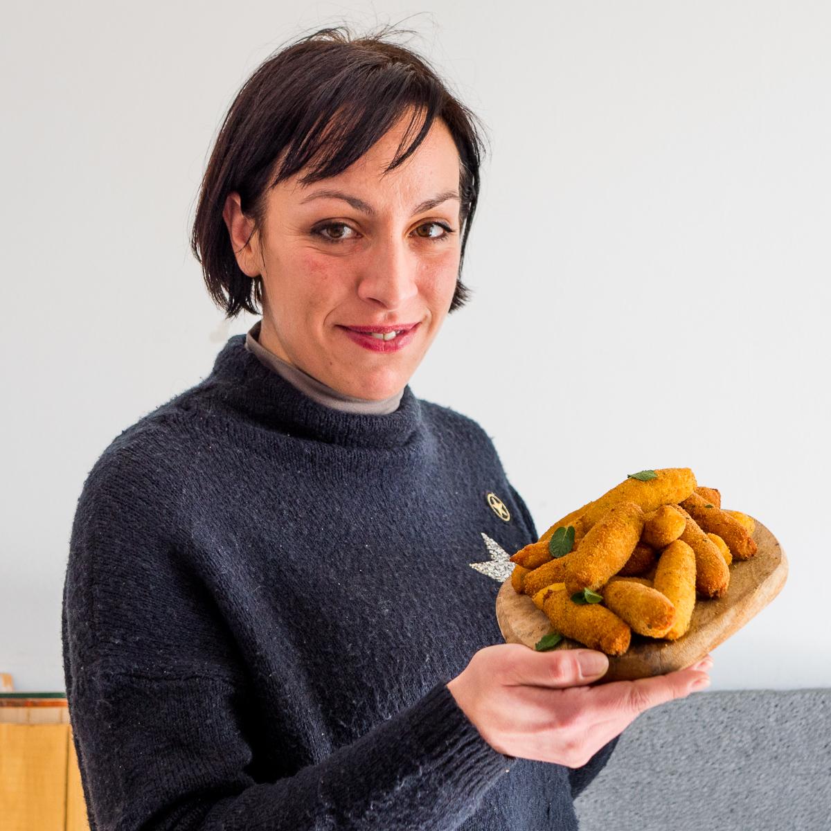 cri Panzerotti di patate salentini