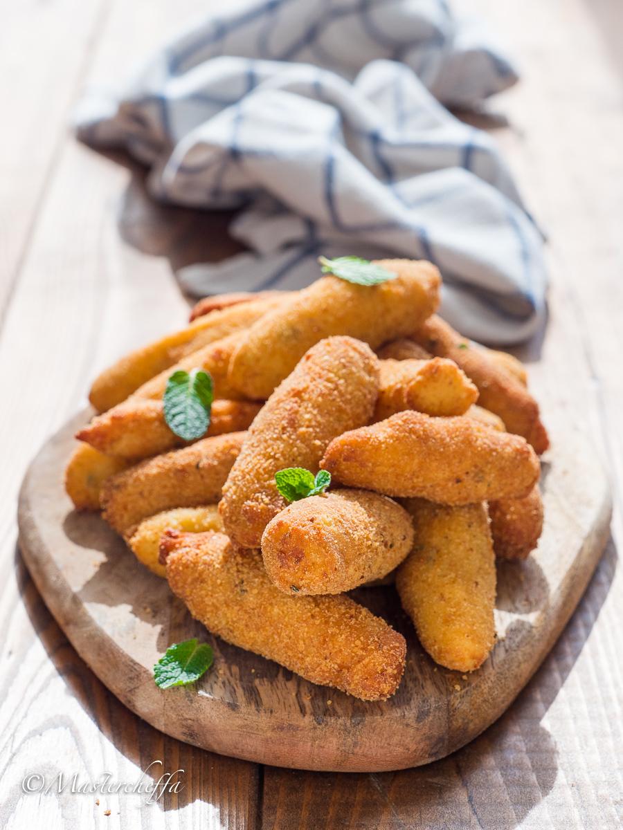 Panzerotti di patate salentini