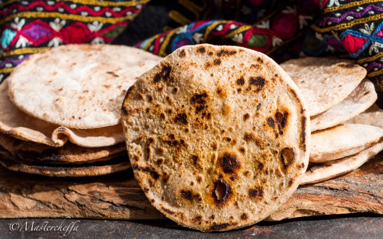 Chapati – ricetta pane senza lievito indiano