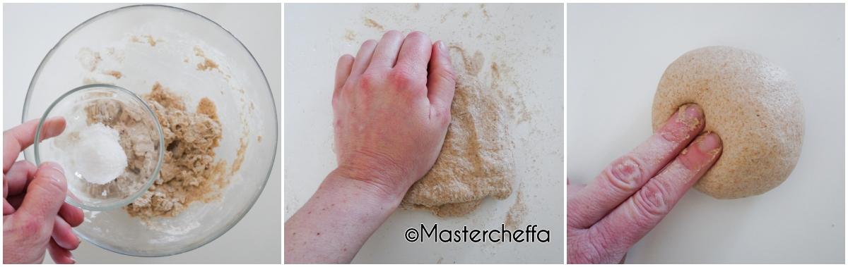 chapati pane indiano pane senza lievito passo passo 2