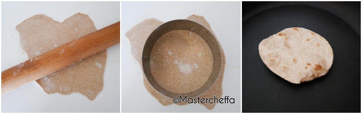 chapati pane indiano pane senza lievito passo passo 3