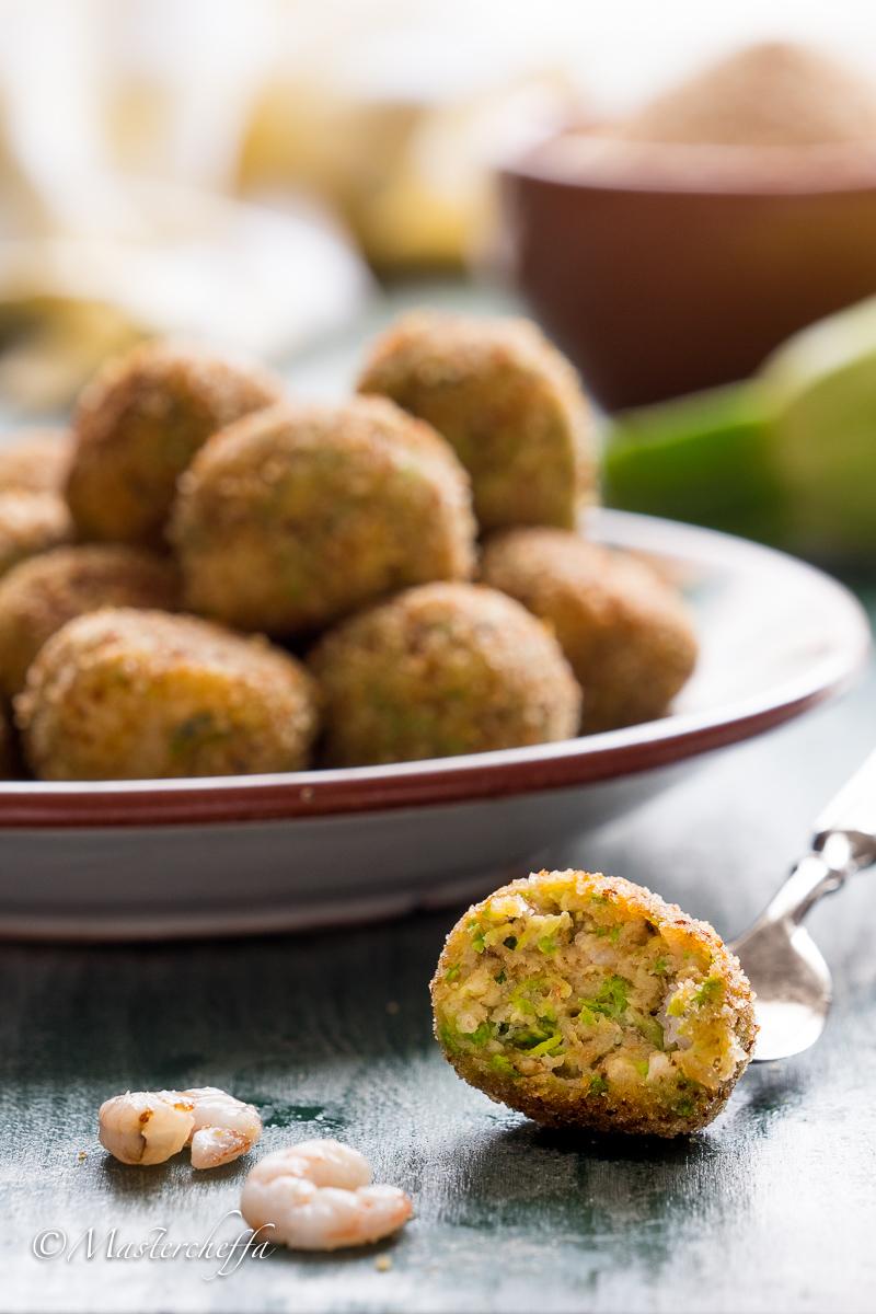 polpette gamberi e zucchine-2