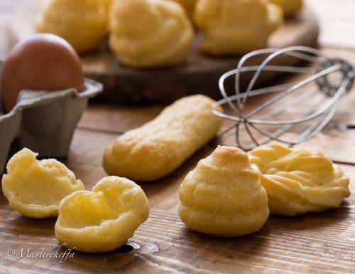 Pasta choux (pâte à choux)