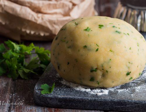 Pasta frolla salata – ricetta base per crostate salate