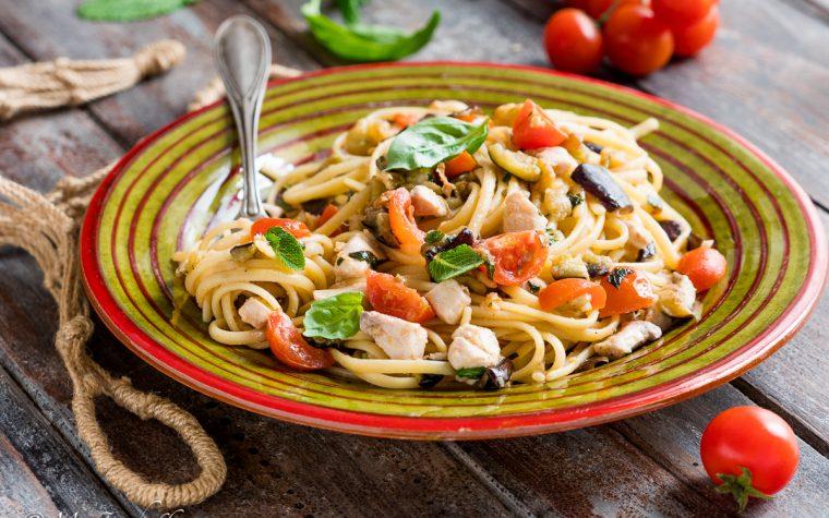 Pasta spada e melanzane – ricetta siciliana