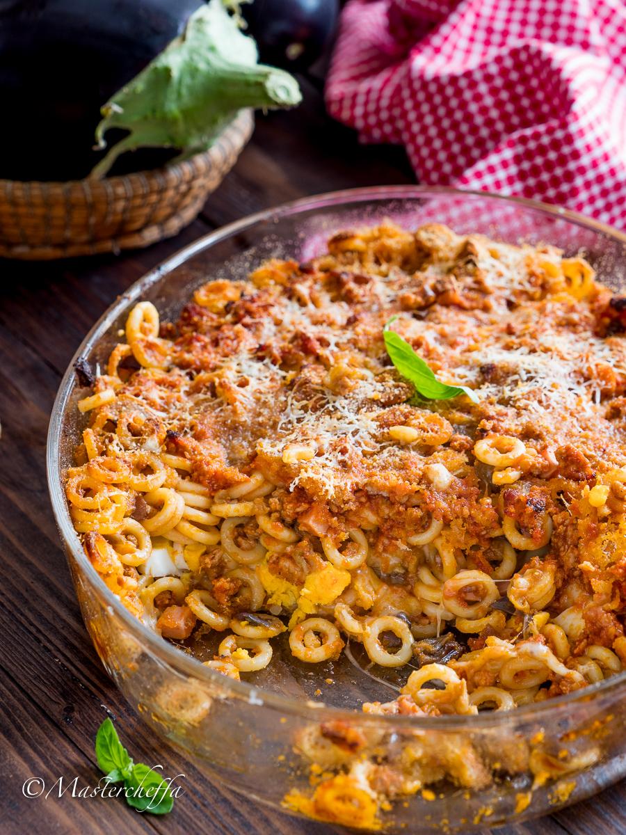 Anelletti alla palermitana - irresistibile delizia siciliana!