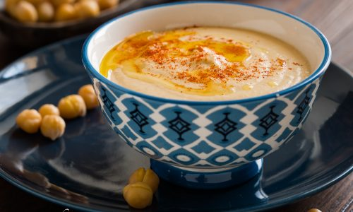 Hummus di ceci - ricetta mediorientale