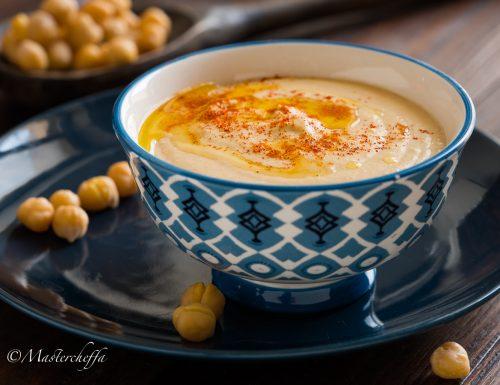 Hummus di ceci – ricetta mediorientale