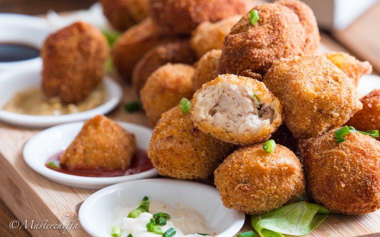 Nuggets di pollo – ricetta americana