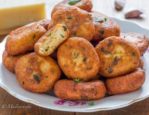 Polpette di patate alla siciliana, ricetta di nonna Nella