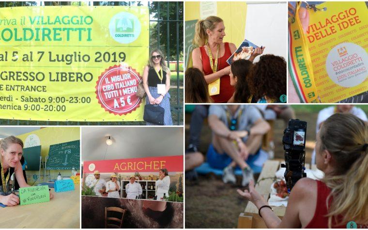 Coldiretti e il Villaggio delle Idee – tre giorni coi giovani imprenditori italiani