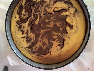 cheesecake zucca e cioccolato passo passo 4