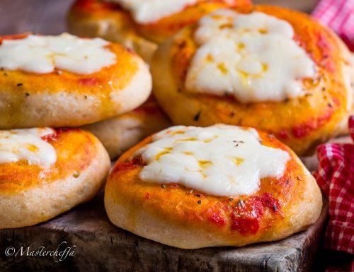 Pizzette per compleanni