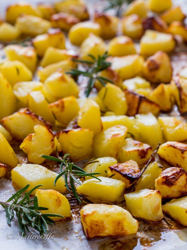 patate cotte nel forno freddo