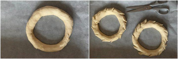 Cuccidati di pane - ricetta siciliana tradizionale passo passo 1
