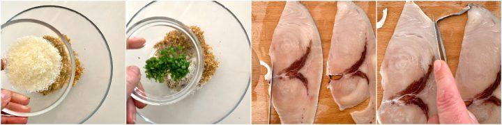 Spiedini di pesce spada alla palermitana passo passo 2