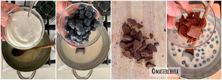 panna cotta allo yogurt passo passo 2