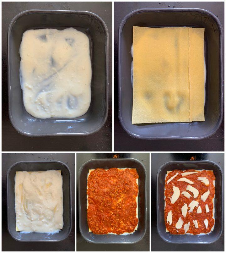 lasagne al ragù passo passo 4