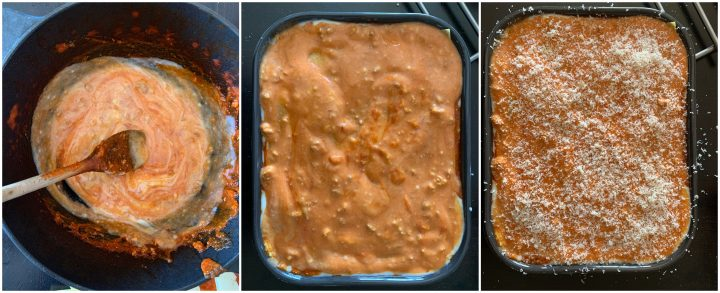 lasagne al ragù passo passo 5