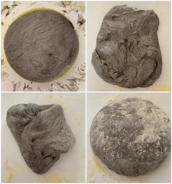 pane al nero di seppia passo passo 4