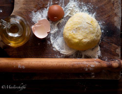 Impasto per strudel salato, ricetta veloce senza lievito