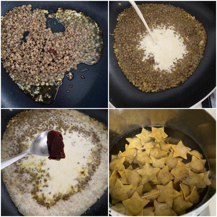 ravioli con cotechino e lenticchie passo passo_3