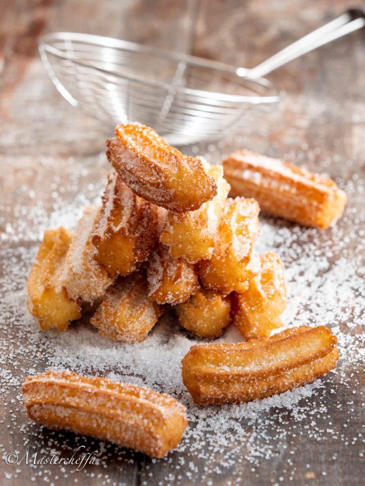 churros spagnoli ricetta originale
