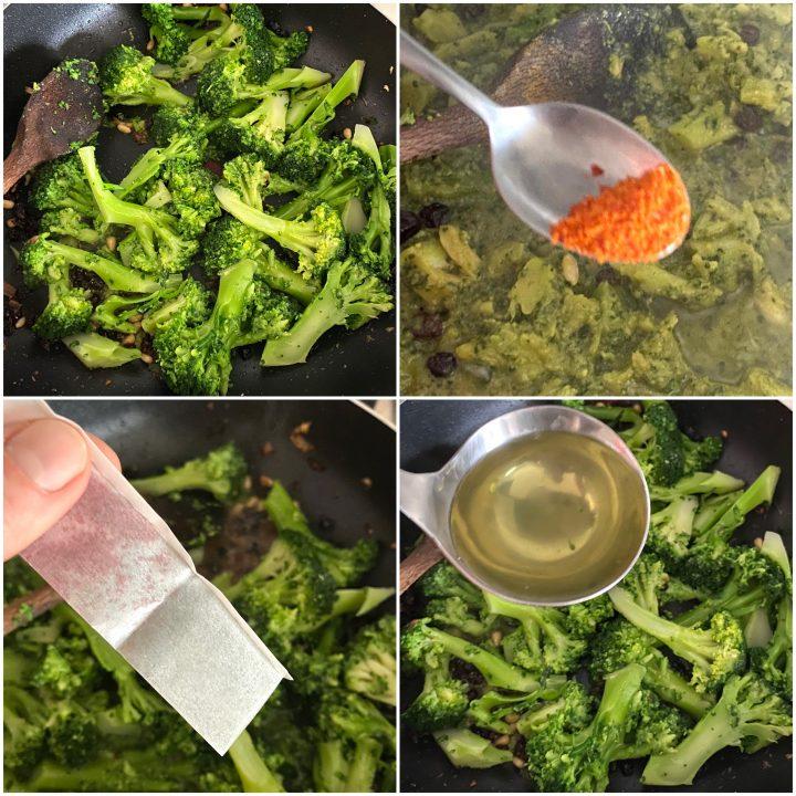 pasta con i broccoli arriminati passo passo_3