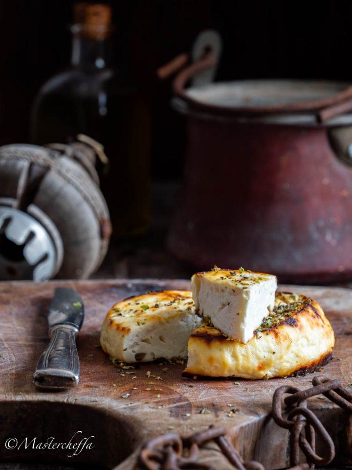 Ricotta infornata, ricetta siciliana tradizionale