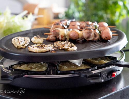 Come preparare la raclette