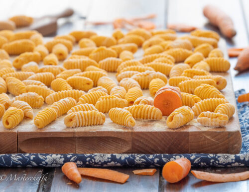 Gnocchi di carote