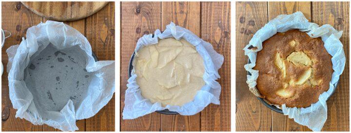 torta di mele passo passo 4