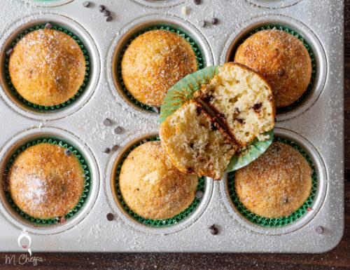 Muffin cioccococco