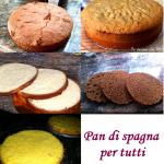 Pan di spagna – Ricette per tutti i gusti
