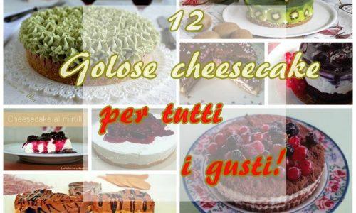 Ricette Cheesecake-Raccolta speciale