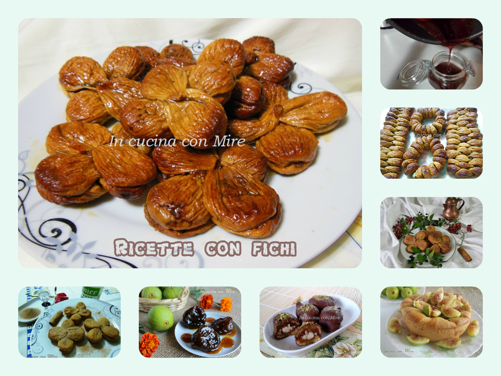 Ricette Fichi Calabresi-Raccolta Speciale