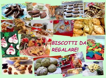 Biscotti da regalare – Raccolta speciale