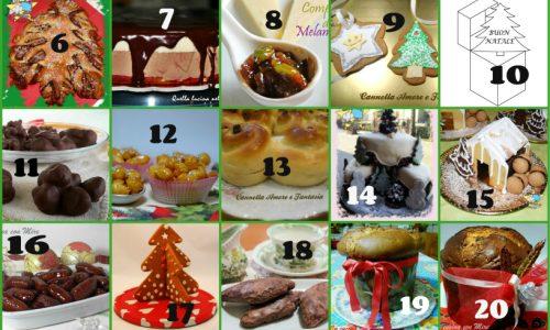 Calendario dell'avvento – Giorno dopo giorno – 24 ricette per entrare nel magico spirito natalizio