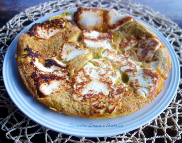 Frittate ricette per tutti i gusti Frittata alla ricotta siciliana