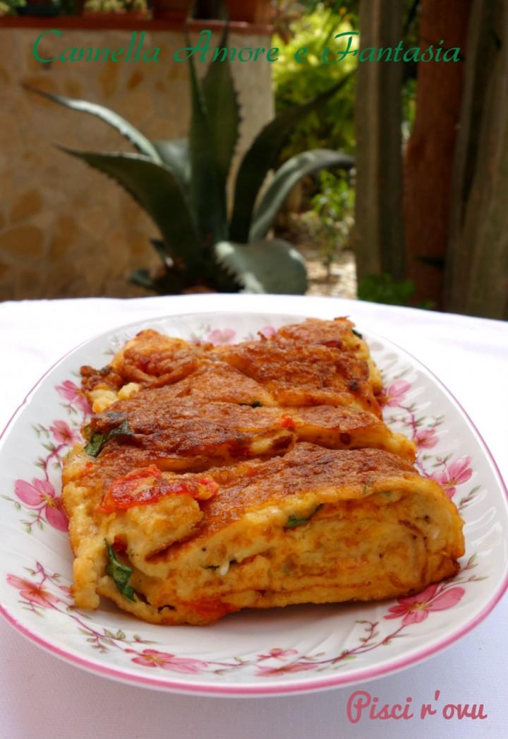 Frittate ricette per tutti i gusti Frittata-siciliana-o-Pisci-rovu