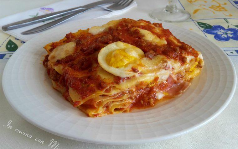 Lasagne – raccolta ricette