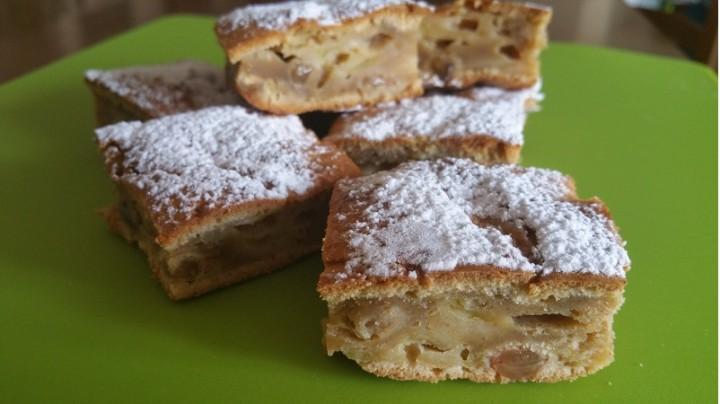 Dolci diversamente dolcificati torta mele