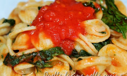 Ricette Regionali primi di pasta